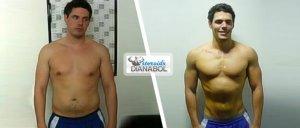 Antes e Depois: Avaliação do Jonathan sobre o Tratamento com Dianabol - Niterói