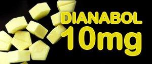 Tudo sobre Dianabol 10 mg